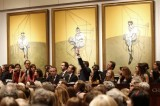 Christie's Record-Breaking Art Auction in New York