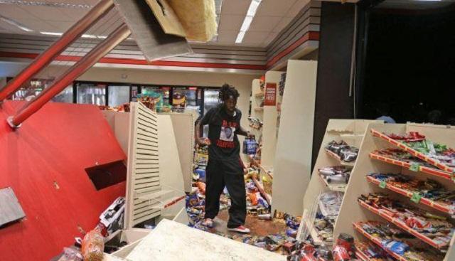 Ferguson Residents Explain Reason Behind Looting