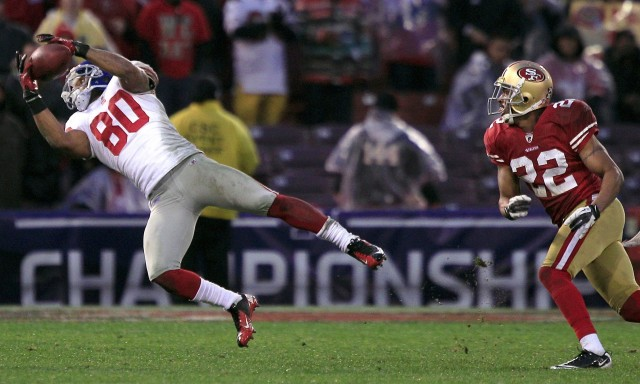 Giants and 49ers Renew Their Rivalry