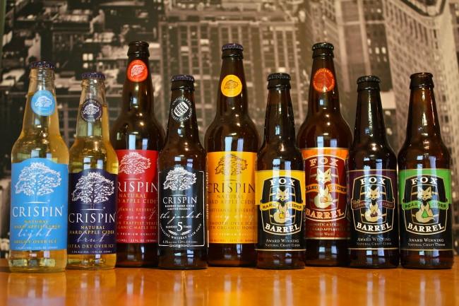 Hard Cider Renewed Popularity Spurred byCraft Beer Industry