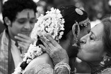 India Spreads the 'Kiss of Love'
