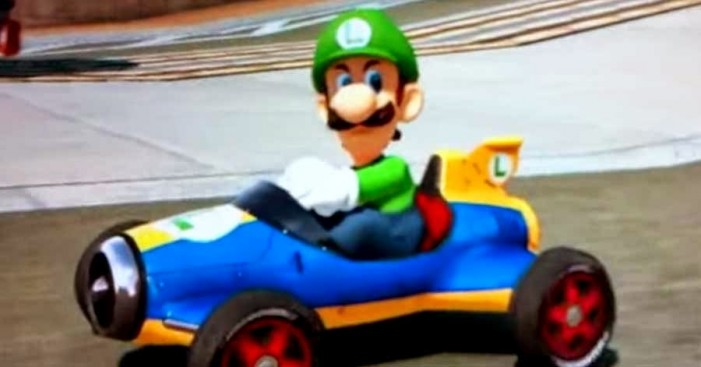 Mario Kart 8 Characters and Courses Wish List