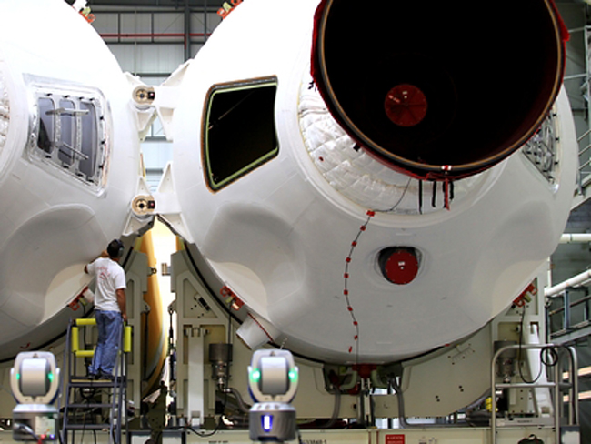 NASA Contracts Orion Service Module to ESA