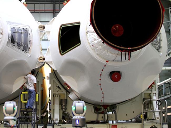 NASA Contracts Orion Service Module to ESA