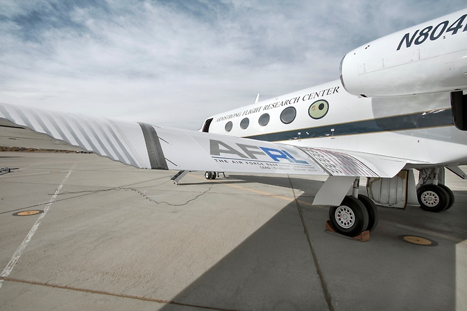 NASA Testing New Airplane Wing Flap