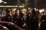 Police Arrest Protesters Ahead of Grand Jury Decision in Ferguson