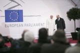 Pope Francis Critical of 'Grandmother' Europe
