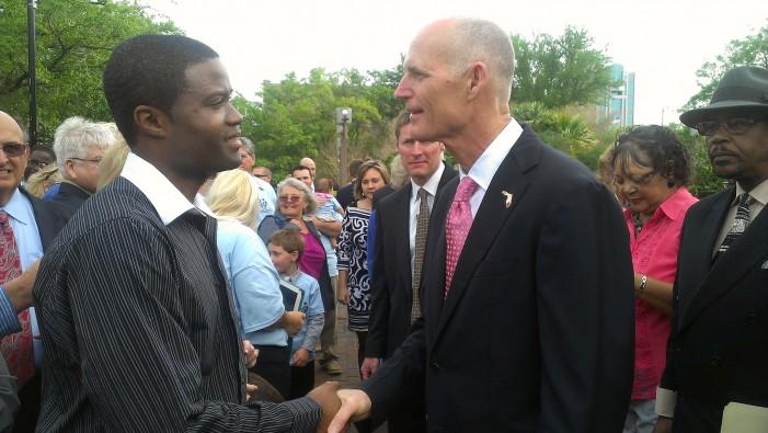 Rick Scott Re-Elected as Florida Governor