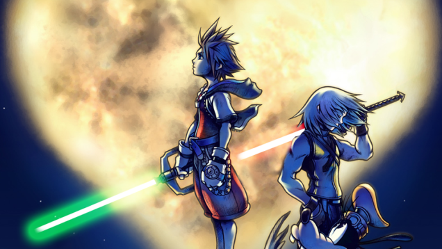 Star Wars to Join 'Kingdom Hearts' Saga