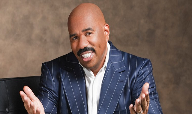 Steve Harvey Shares Success Principles From Leadership Guru Dr. Myles Munroe