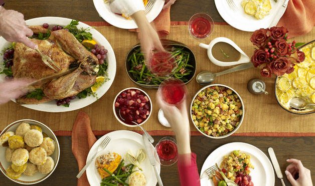 Tips to Stay Sane This Thanksgiving