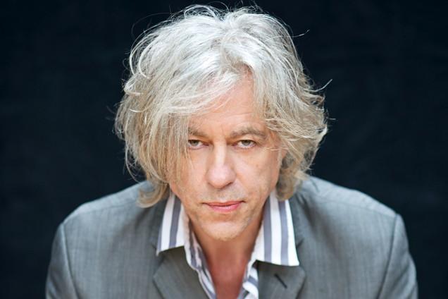 Bob Geldof's Biggest Contribution Aid for Africa