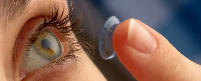 Contact Lenses Causing Eye Infections