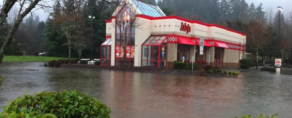Flood Warnings in Western Washington