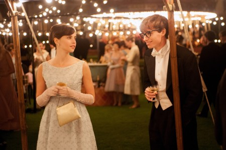 The Theory of Everything: Stephen Hawking Love Story (Review/Trailer)