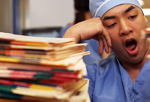 Shift Work May Drain the Brain