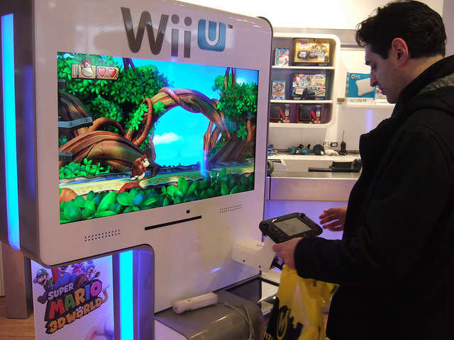 Nintendo Wii U Ready to Dominate Holiday Sales