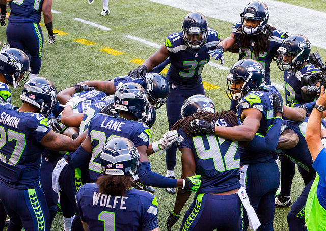 Seahawks They Came They Saw They Dominated