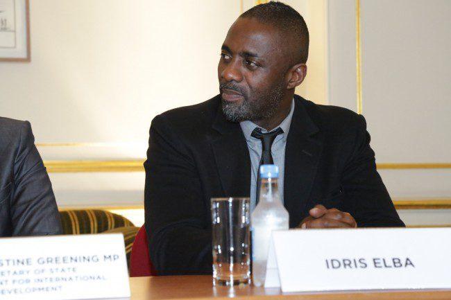 Idris Elba Not Handsome Enough to Be James Bond?