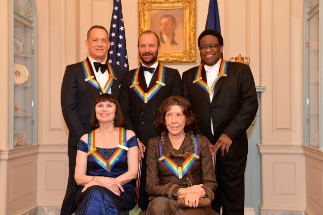 Annual Kennedy Center Honors Pay Tribute to Dedicated Performing Artists