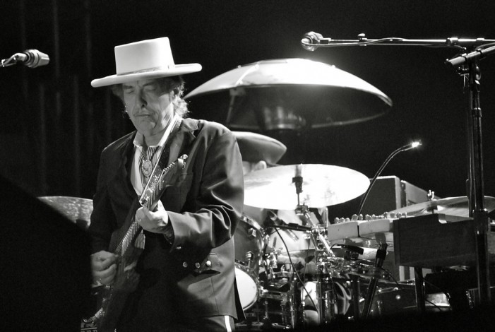 2014: Bob Dylan's Best Year in a Long Time