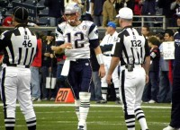 New England Patriots Clinch Playoff Spot