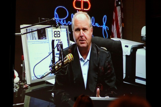 Rush Limbaugh Does Not Think James Bond Should Be Black
