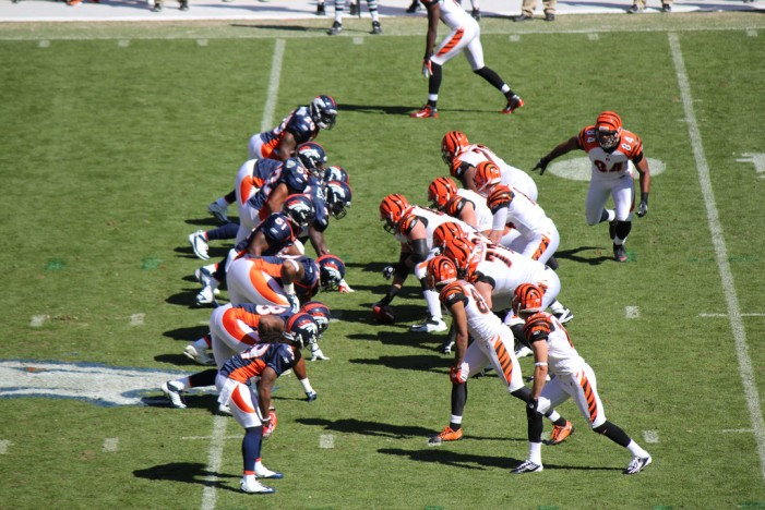 Bengals Hope to Thwart Home Field Advantage Hopes of Broncos
