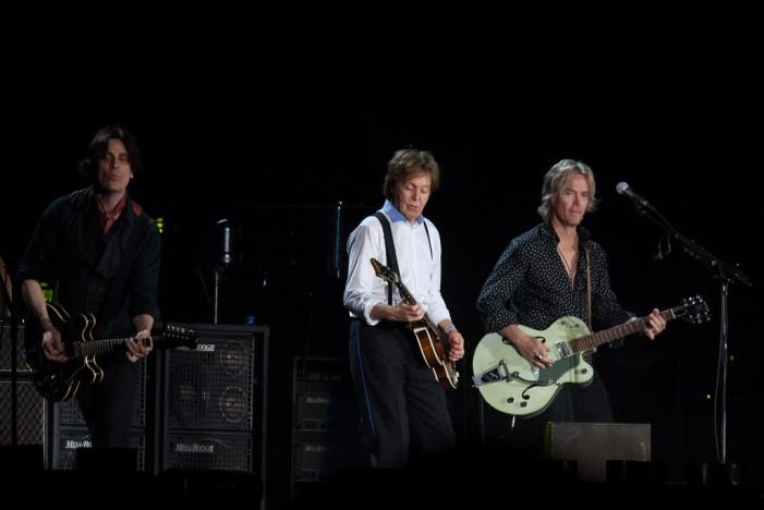 McCartney Discusses the Death of John Lennon