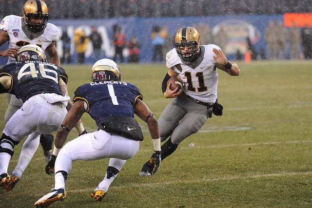 Army-Navy a Traditional Rivalry