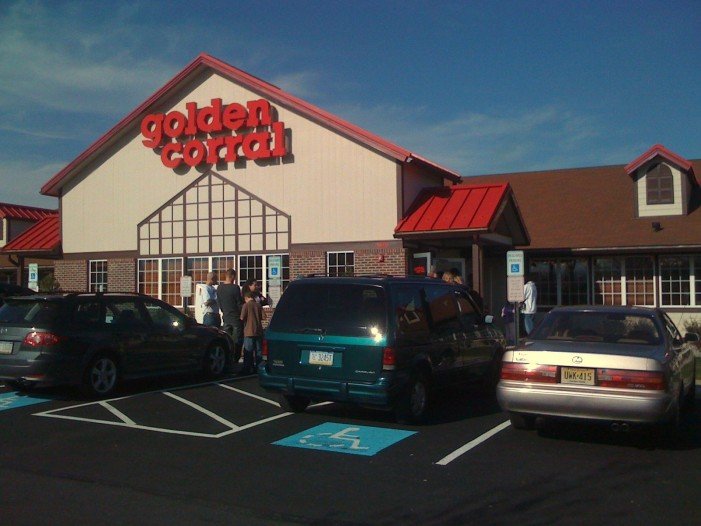 Baby Betsey Starved to Death While Parents Ate at Golden Corral
