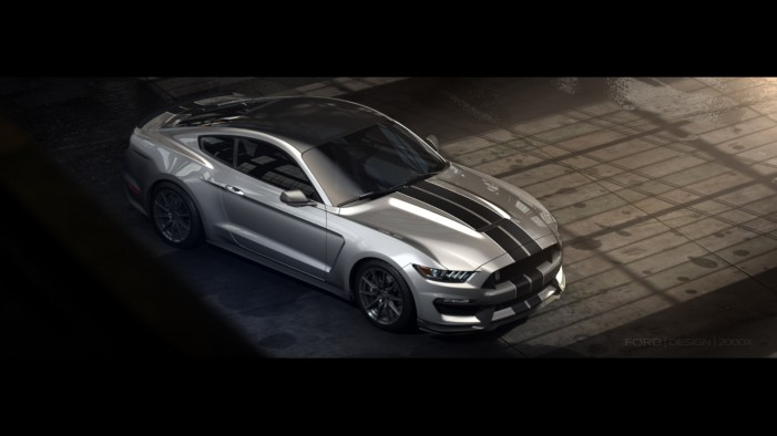 Ford Mustang Shelby GT350 Voodoo