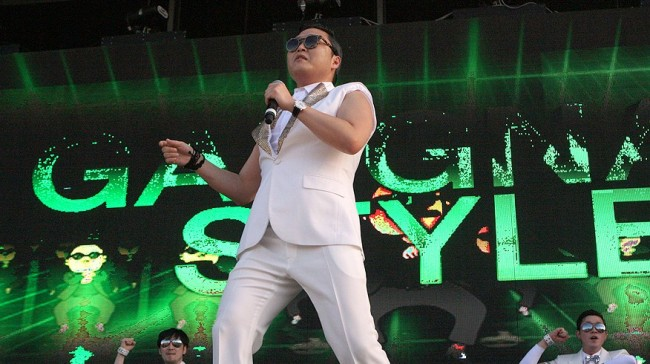 Gangnam Style Breaks YouTube [Video]