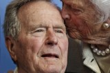 George H.W. Bush Remains in Hospital for Fourth Night in a Row