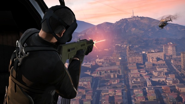 Grand Theft Auto V Heists and Christmas DLC Discovered