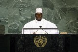 Gambia Coup Attempt