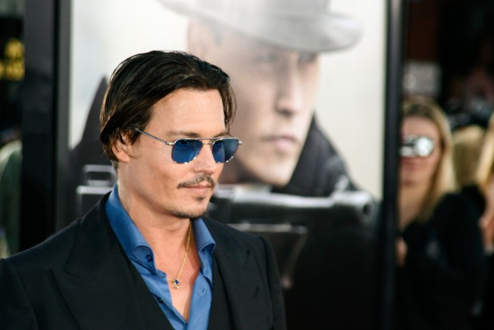 Johnny Depp Commits to Sobriety