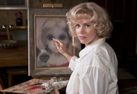 'Big Eyes' Amy Adams Paints In Secret (Review and Trailer)
