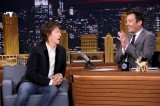 Jimmy Fallon Schmoozes With Paul McCartney, Lady Gaga, and Tony Bennett