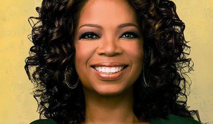 Oprah Hits the Talk Show Circuit
