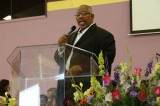 Pastor Drops Dead in Pulpit After Singing Pharrell's 'Happy' Song