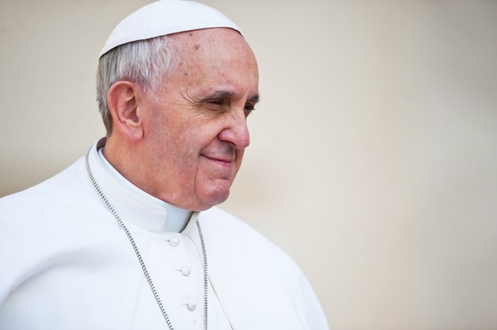 Pope Francis Poised to Tackle Climate Change in 2015