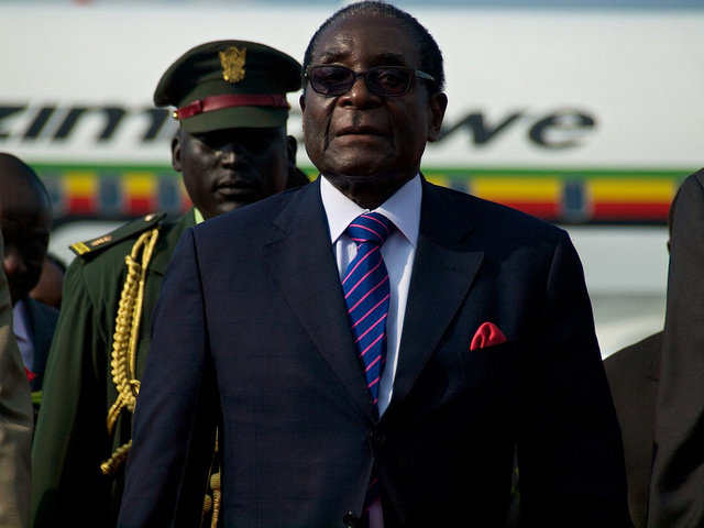Robert Mugabe Fears Assasination