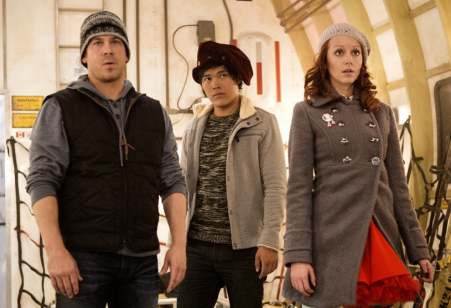 The Librarians: And Santa's Midnight Run (Recap and Review)