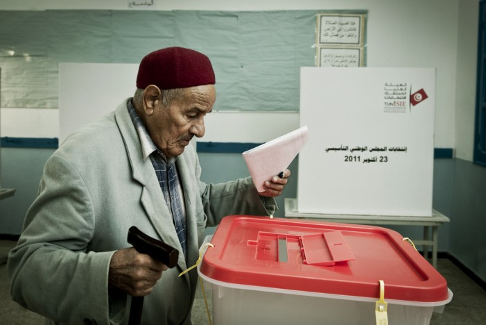Tunisia Divided by Presidential Race