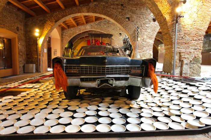 Spain in Fluxus: A Visit to the Vostell Malpartida Museum [Video]