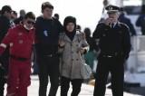 Italy Coastguard Rescues Drifting Migrant Ship