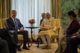 Narendra Modi Calls Out to the Indian Diaspora