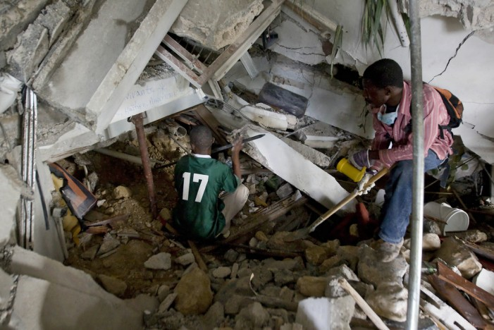 Five Years After the Haiti Earthquake [Video]