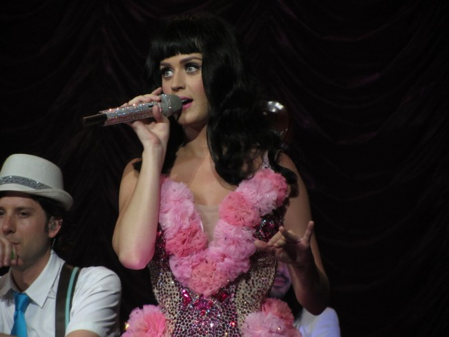 Katy Perry Says Super Bowl Halftime Show Will Include Lion and Sharks